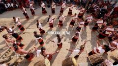 Shree Rudrayani Depa Dapha Khala - Dhime dance