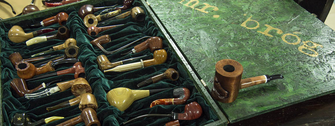 Mr. Brog - A Passion Towards Pipe-making
